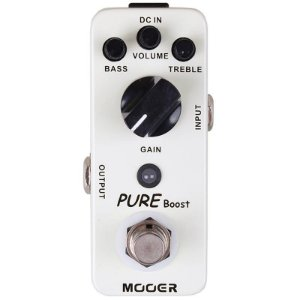 Pedal Para Guitarra Mooer Micro Pure Boost Mpb