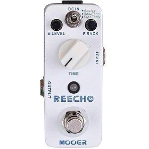 Pedal Para Guitarra Mooer Micro Reecho Delay Mrdd