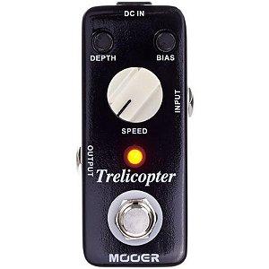 Pedal Para Guitarra Mooer Micro Trelicopter Optical Tremolo Mtot