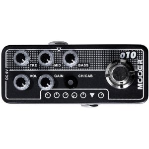 Pedal Para Guitarra Mooer Pre Amp Two Stones M010