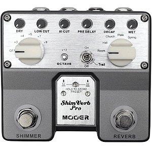 Pedal Para Guitarra Mooer Twin ShimVerb Pro Digital Reverb Trv1