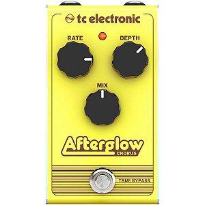 Pedal Tc Electronic Afterglow Chorus