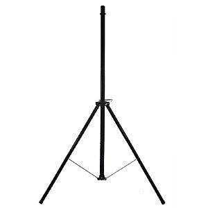 Pedestal Para Caixa Acústica Visão Musical Pca Bk