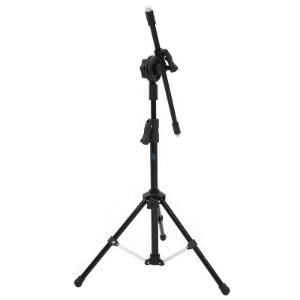 Pedestal para Microfone Mini Girafa Visão Musical PE-3M