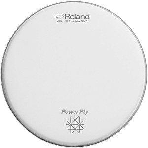 "Pele Para Bateria Roland Mesh Head PowerPly Mh2-13 13"""