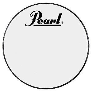 "Pele Resposta Bumbo Pearl Protone Coated 18"" Pth-18ceqpl"