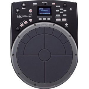 Percussão Digital Roland Handsonic Hpd-20 Pad