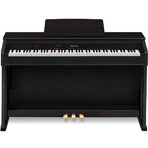 Piano Digital Casio Celviano Ap-460 Preto
