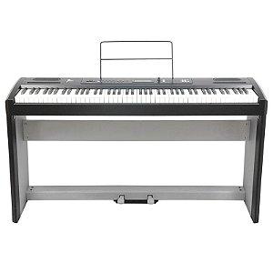 Piano Digital Fenix SP-30 88 Teclas Com Porta Partitura