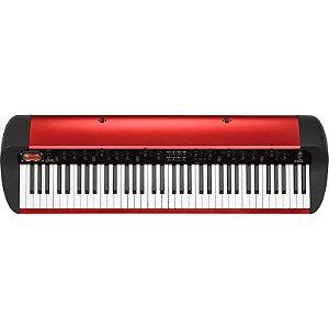 Piano Digital Korg Stage Vintage Sv1 Mr 73 Teclas