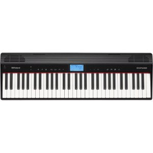 Piano Digital Roland Go:Piano Go-61p 61 Teclas