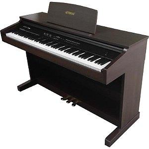Piano Digital Tokai Tp188m Marrom Fosco