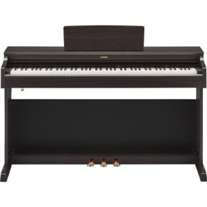 Piano Digital Yamaha Arius Ydp163r Com Estante E Banco