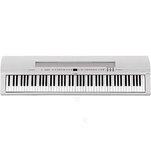 Piano Digital Yamaha P-255 Branco