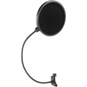 Pop Filter Com Pescoço Turbo Ms-65