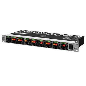 Powerplay Pro XL HA8000 Behringer Amplificador para Fones de Ouvido