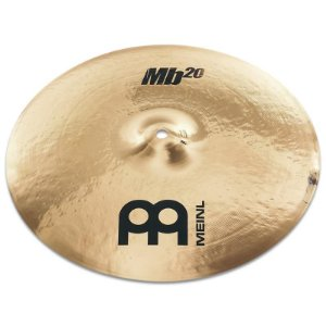 "Prato Meinl 18"" Mb20 Heavy Crash"