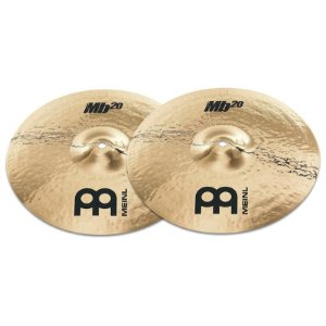"Prato Meinl Chimbal Soundwave 15"" Mb20 Hi Hat"