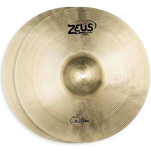 "Prato Zeus Custom Chimbal Zchh14 14"" Hi-Hat"