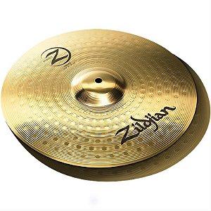 "Prato Zildjian Planet Z Hi Hat 14"" Plz14pr"