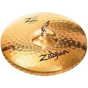 """Prato Zildjian Z3 Custom 15"""" Z30423 Mastersound Hi-Hats"""