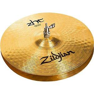 "Prato Zildjian Zht Zht14rthb Rock Hi-Hats 14"""