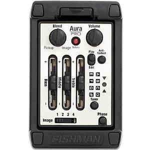 Pré Fishman Aura Pro Pro-Man-P81