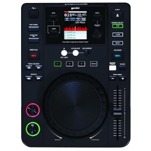 Professional Media Player CDJ650 Gemini