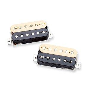 Set Captadores Seymour Duncan Guitarra Slash Alnico Ii Pro Aph-2s Zebra