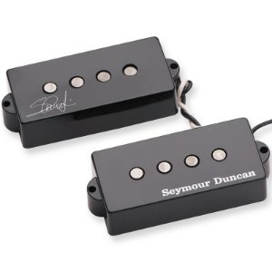 Set Captador Seymour Duncan Steve Harris Precision Bass Spb4