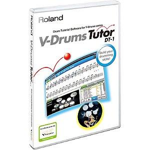 Software Para Bateria Eletrônica Roland Dt-1