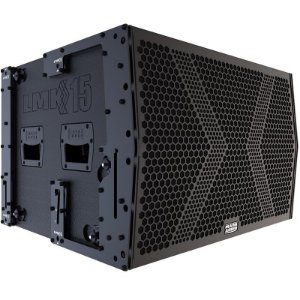 Sub Ativo 1330w Line Array Mark Audio Lmk15 High Power