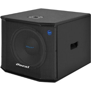 Sub Grave Ativo Oneal Opsb-3112-Pt 200w Rms