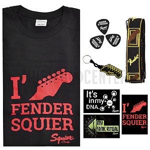 Super Kit Fender Squier