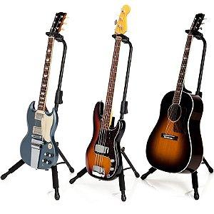 Suporte Para Guitarra Baixo Violão Hercules Gs414b
