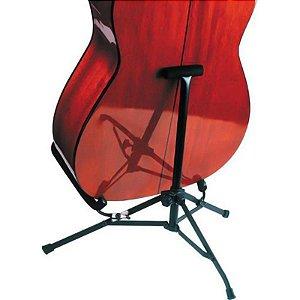 Suporte Para Violão Fender Tripé Compacto
