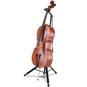 Suporte Para Violoncelo Hercules Travlite Ds580b