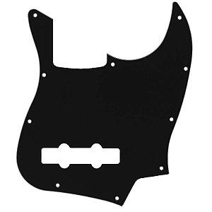 Escudo Para Contrabaixo Jazz Bass Dolphin 5631 Preto