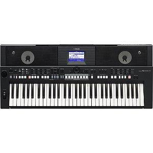Teclado Arranjador Yamaha PSR S650 Com Fonte