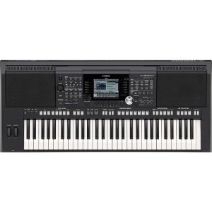 Teclado Arranjador Yamaha PSR S950 Com Fonte