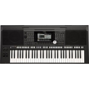Teclado Arranjador Yamaha PSR S970 Com Fonte