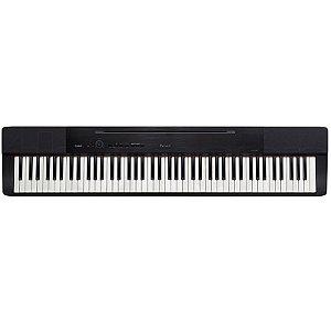 Teclado Casio Piano Digital Privia Px150 Com Pedal E Suporte Para Partitura