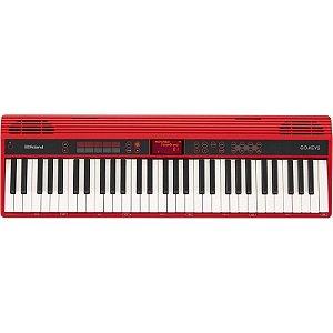 Teclado Roland Go Keys Para Criação Musical Go-61k