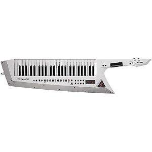 Teclado Sintetizador Roland Ax-Edge Keytar Branco