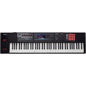 Teclado Sintetizador Workstation Roland FA-07