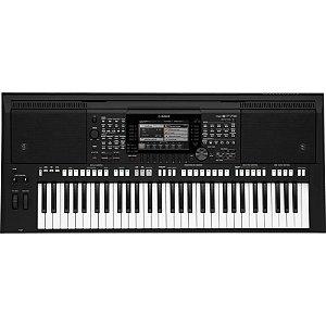 Teclado Yamaha Psr S775 Workstation 61 Teclas