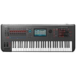 Teclado Yamaha Sintetizador Montage 6