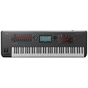 Teclado Yamaha Sintetizador Montage 7