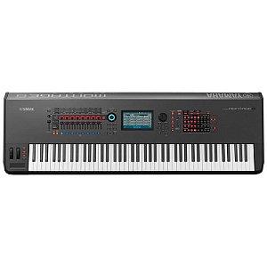 Teclado Yamaha Sintetizador Montage 8