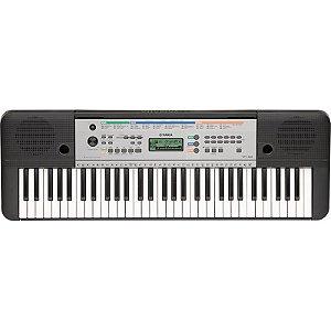 Teclado Yamaha Ypt255 61 Teclas Com Fonte